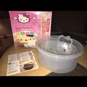 Japanese Vintage Hello Kitty cake kit